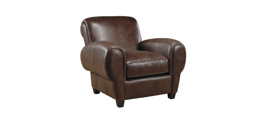 Attractive Legacy Leather Pub Chair
