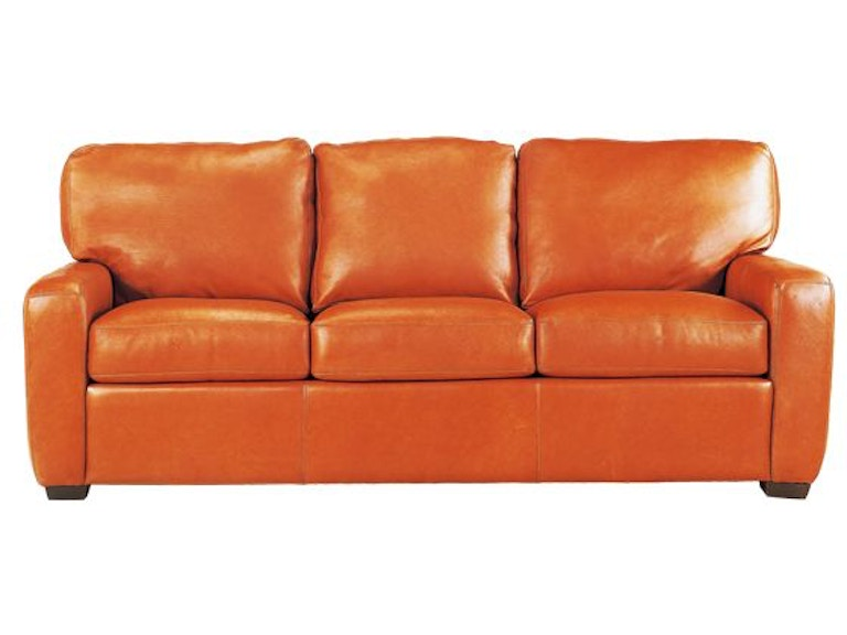 Legacy Leather Living Room San Diego Sofa - Tracys Furniture Inc ...