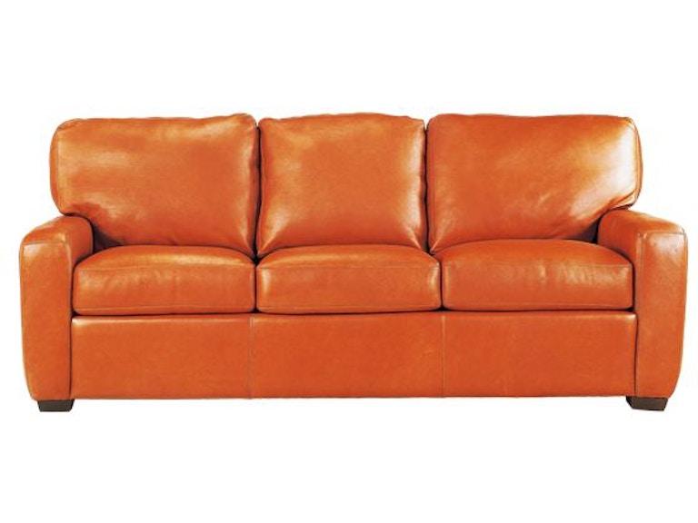 Legacy Leather Living Room San Diego Sofa Tracys