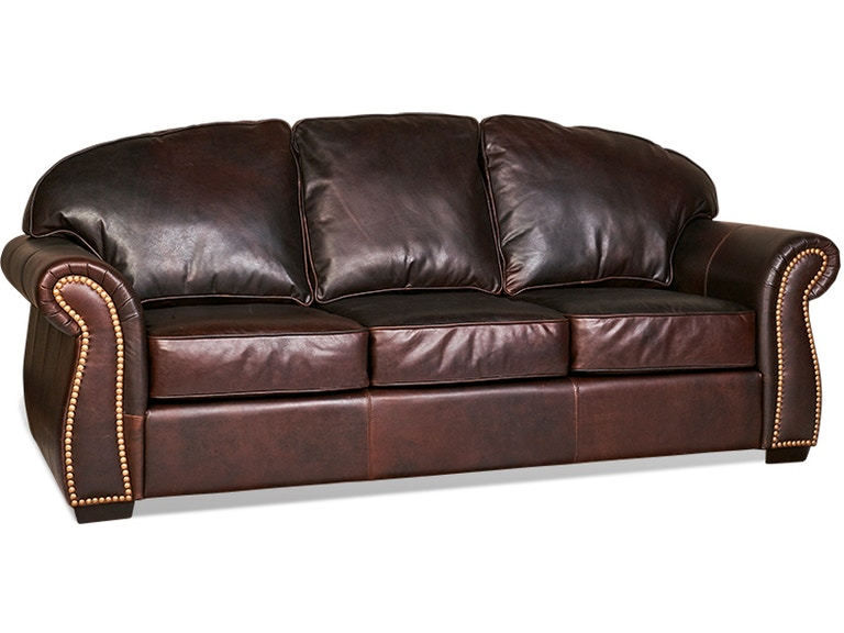 Legacy Leather Living Room Walden Sofa Tracys Furniture