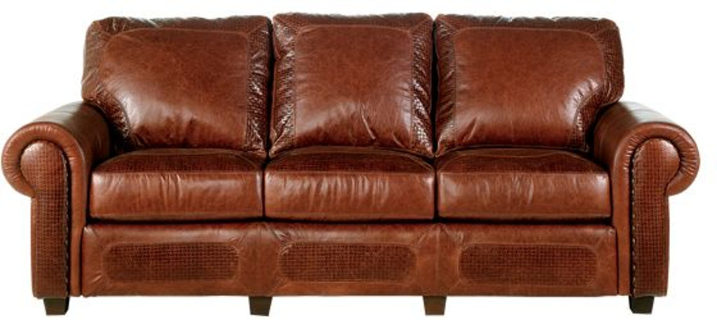 Admirable Legacy Leather Living Room Wyoming Sofa Hickory Furniture Pabps2019 Chair Design Images Pabps2019Com