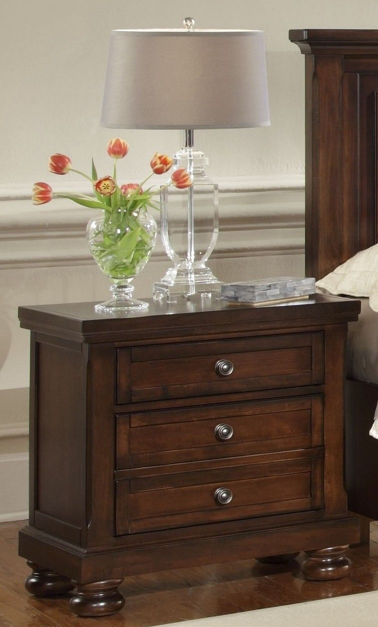 Vaughan Bassett Bedroom Reflections Nightstand 038688