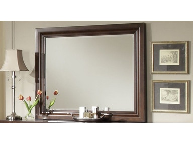 Vaughan-Bassett Furniture Company Landscape Mirror 530-446