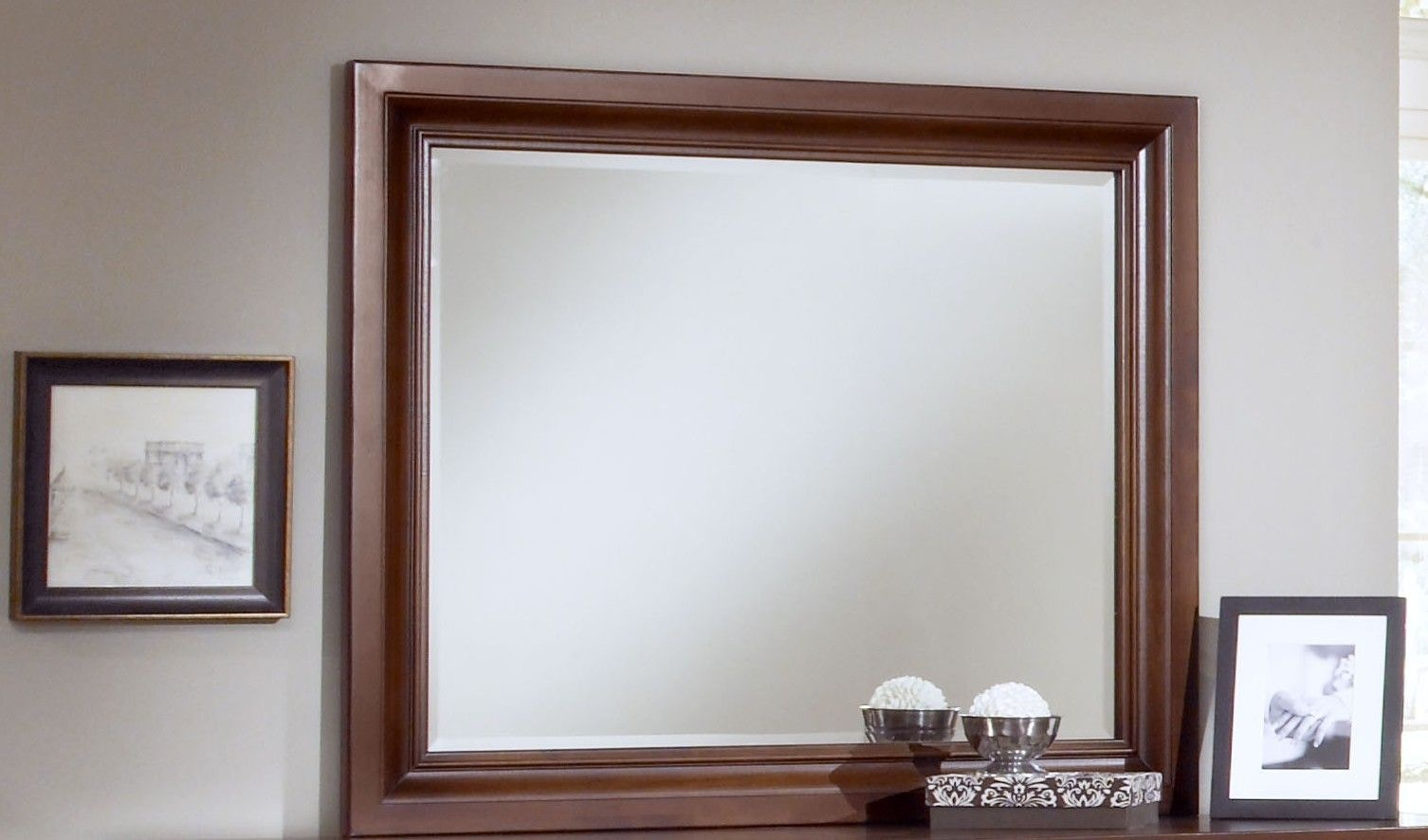 Vaughan Bassett Furniture Company Landscape Mirror 532 446