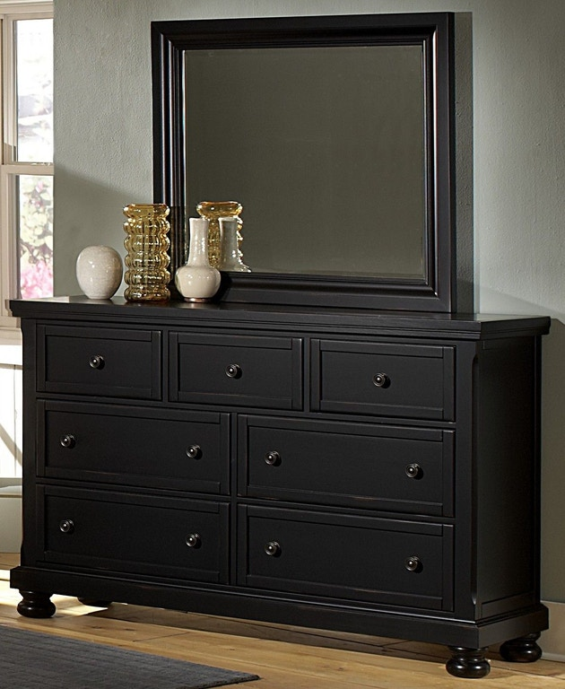 Vaughan-Bassett Furniture Company Bedroom Triple Dresser