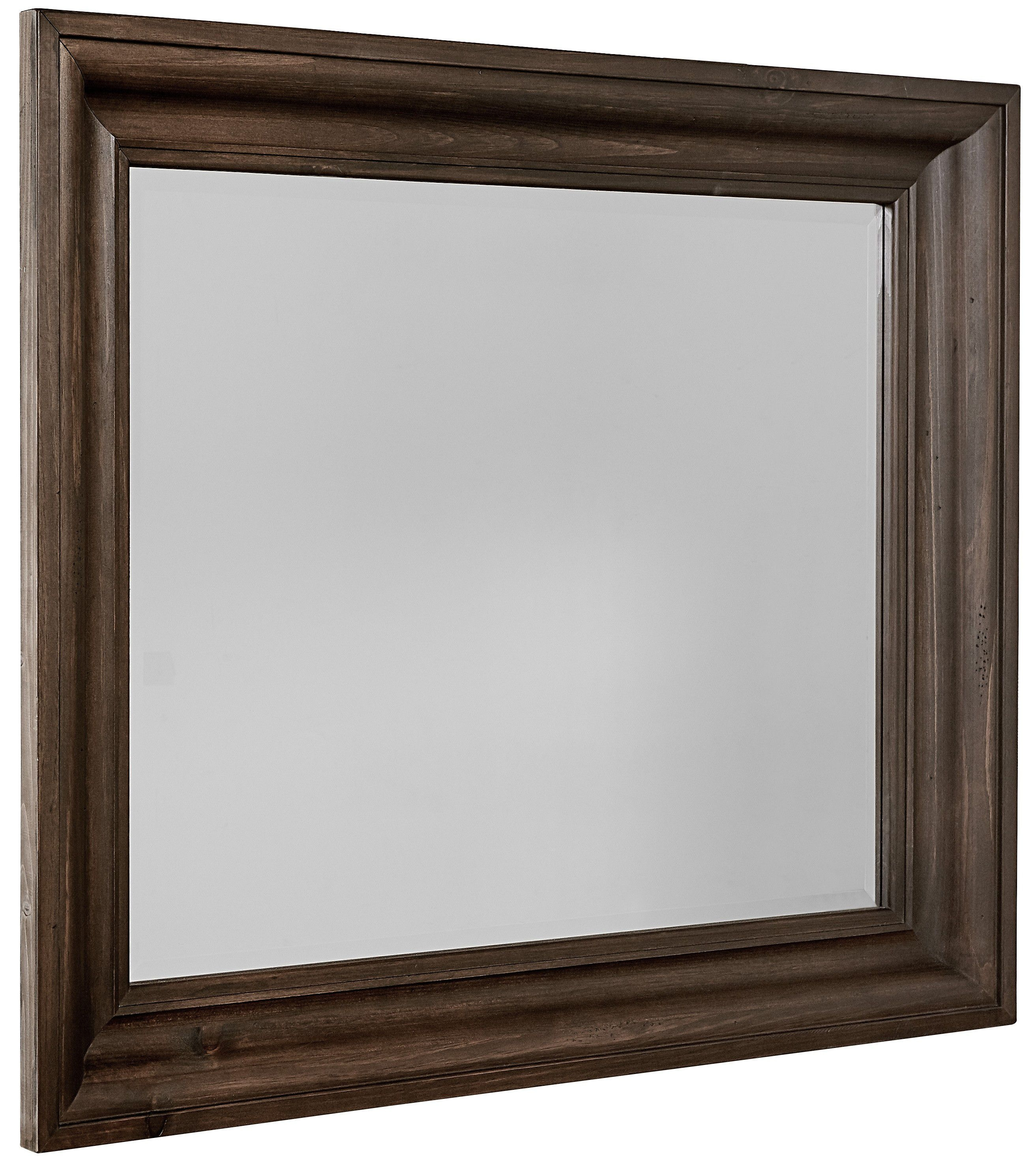 Vaughan Bassett Furniture Company Shadowbox Mirror 680 445