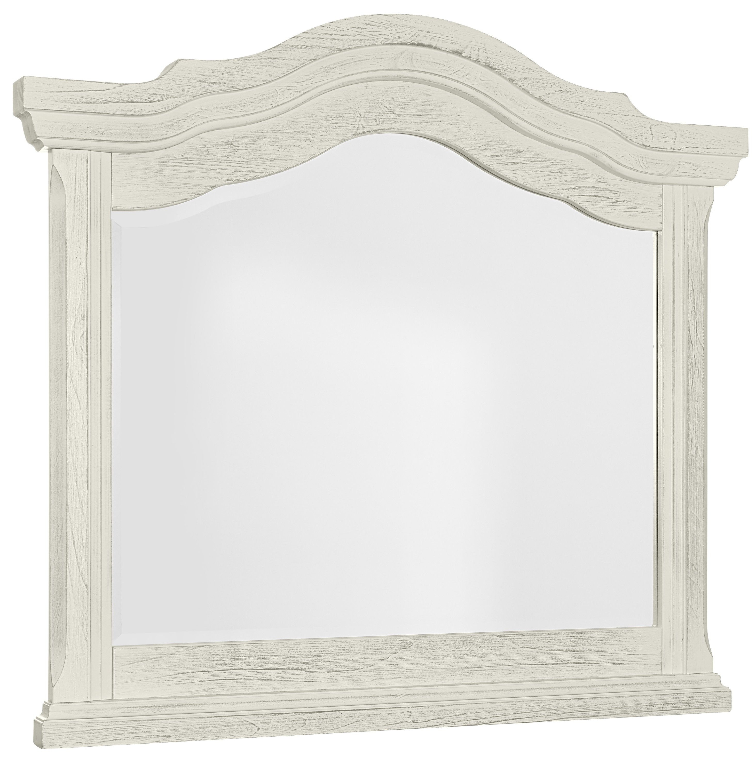 Vaughan Bassett Furniture Company Arch Mirror 684 446