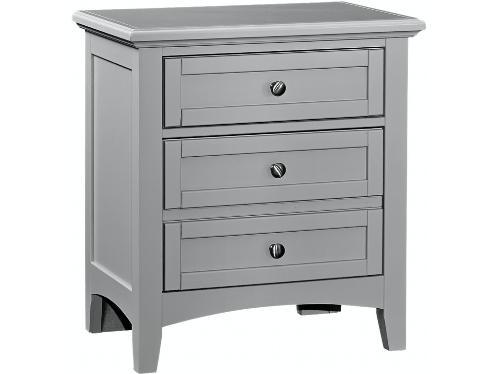 Vaughan Bassett Furniture Company Bedroom Night Stand Bb26 226 Bacons Furniture Port