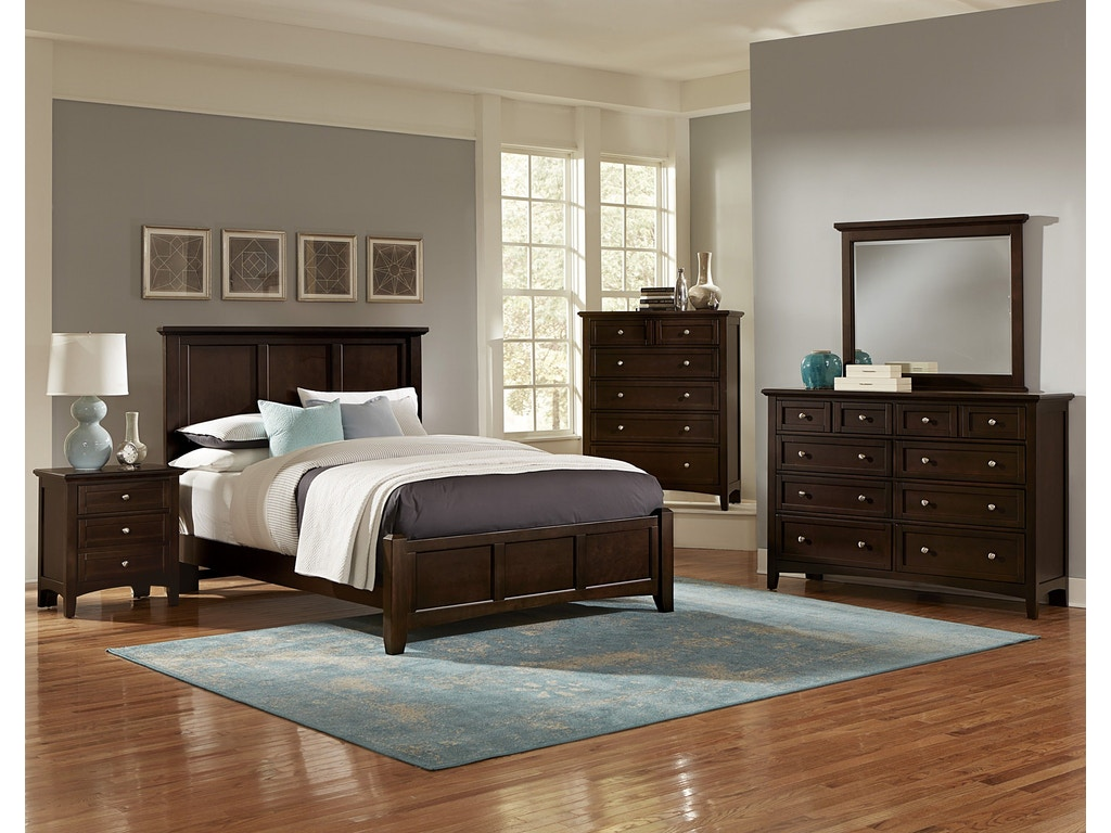 Vaughan Bassett Furniture Company Youth Triple Dresser