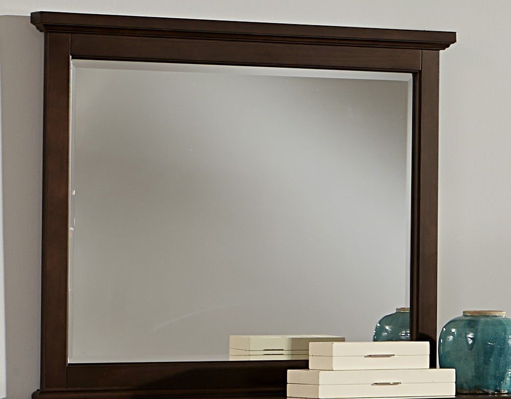 Great Vaughan Bassett Furniture Company Landscape Mirror BB27 446