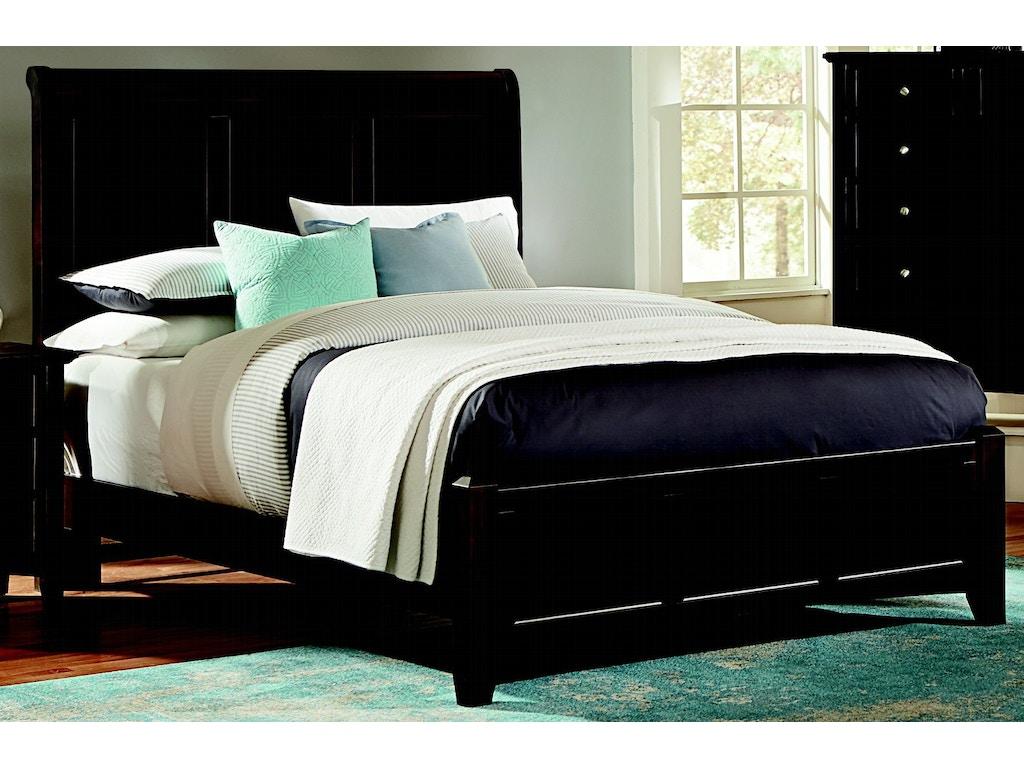 Vaughan Bassett Furniture Company Bedroom Sleigh Headboard 5 0 Bb27 553 Flemington Department