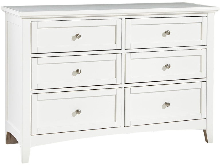 Vaughan Bassett Furniture Company Bedroom Double Dresser