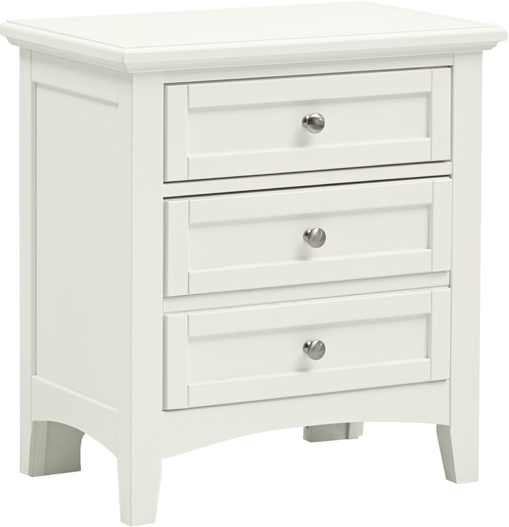 Bassett Furniture Company: Vaughan-Bassett Furniture Company Bedroom Night Stand BB29
