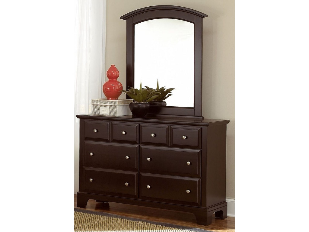Vaughan Bassett Furniture Company Accessories Mirror Bb4 442 The Furniture House Of Carrollton