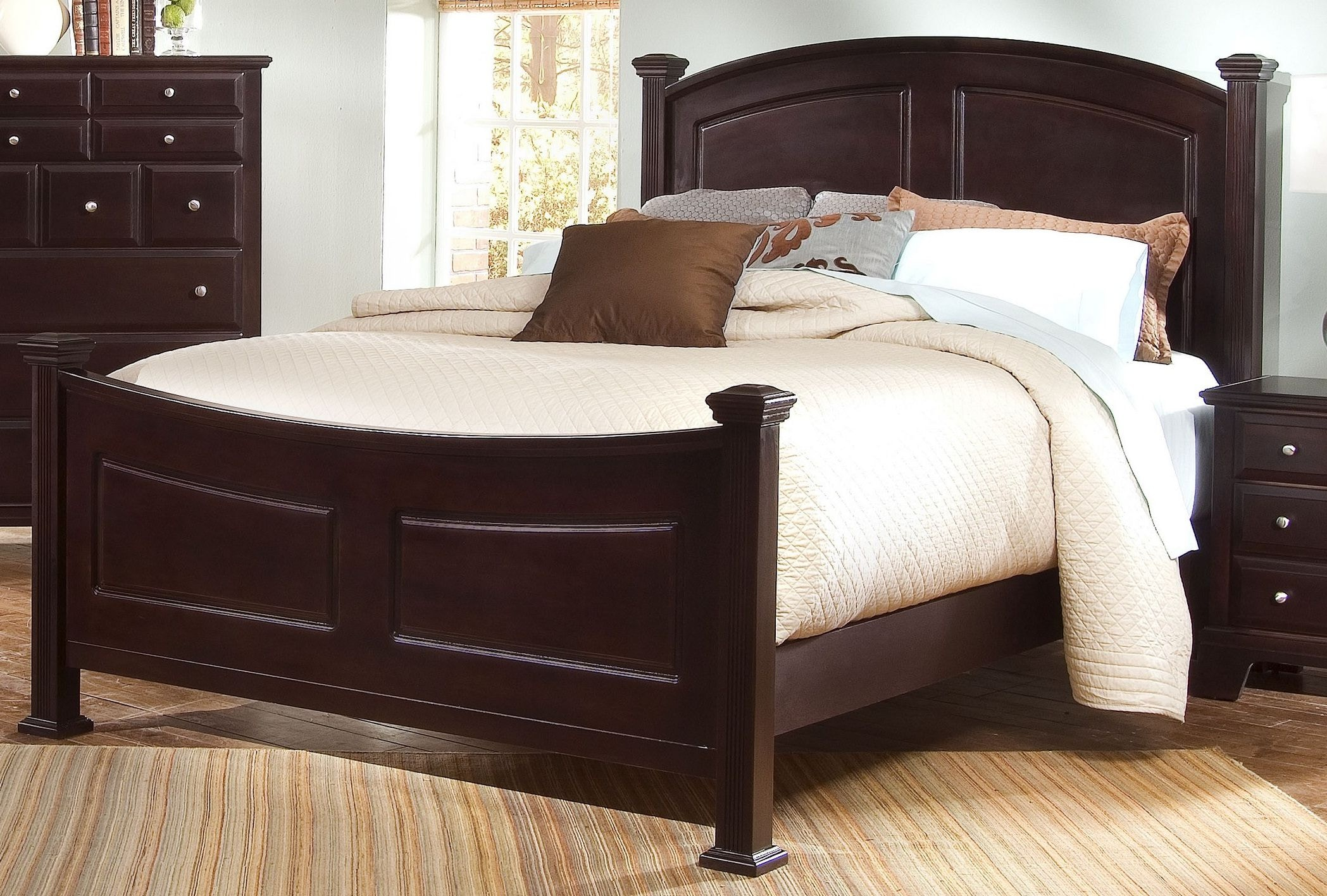 Vaughan Bassett Furniture Company Bedroom Panel Headboard