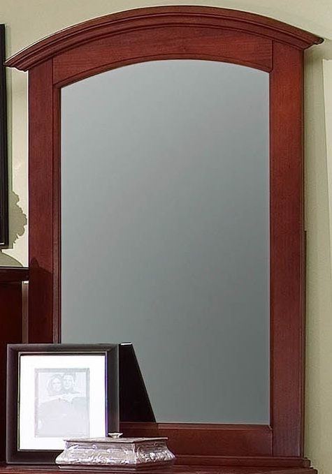 Vaughan Bassett Furniture Company Vanity Mirror BB5 443
