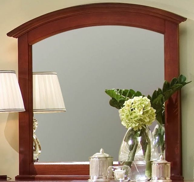 Bon Vaughan Bassett Furniture Company Landscape Mirror BB5 446