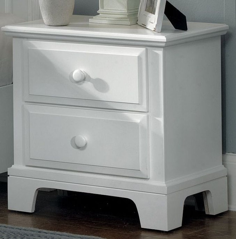 Vaughan-Bassett Furniture Company Bedroom Night Stand BB6