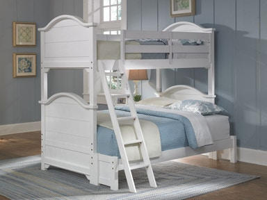 Vaughan Bassett Furniture Company Bunk Bed Ends Wendell S