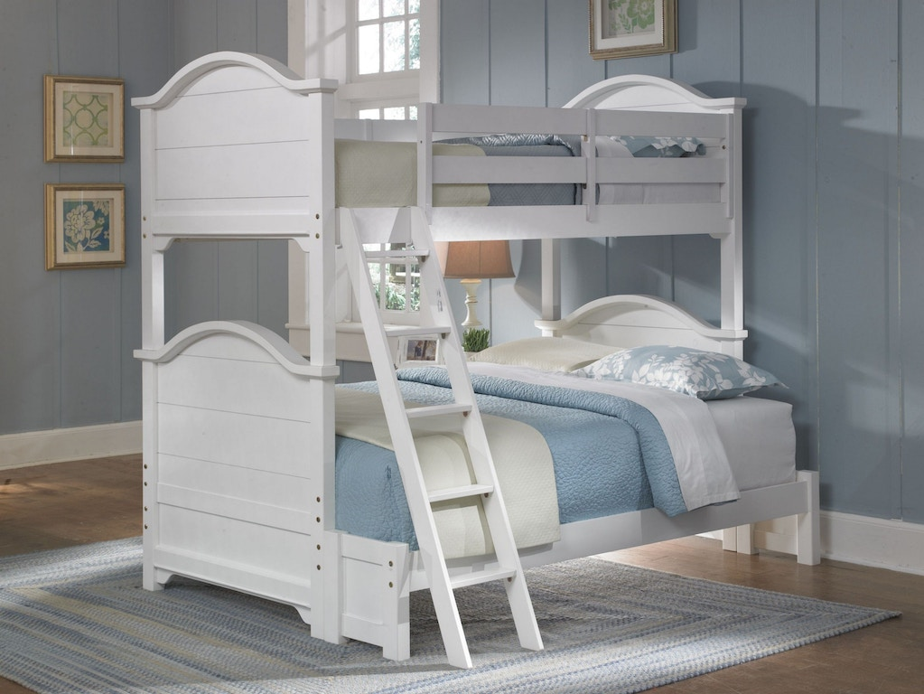 Vaughan Bassett Furniture Company Youth Bunk Bed Ends Bb6 303a