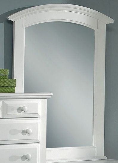 Vaughan Bassett Furniture Company Vanity Mirror  BB6 443FABRICS/FINISHES/PIECES SHOWN IN