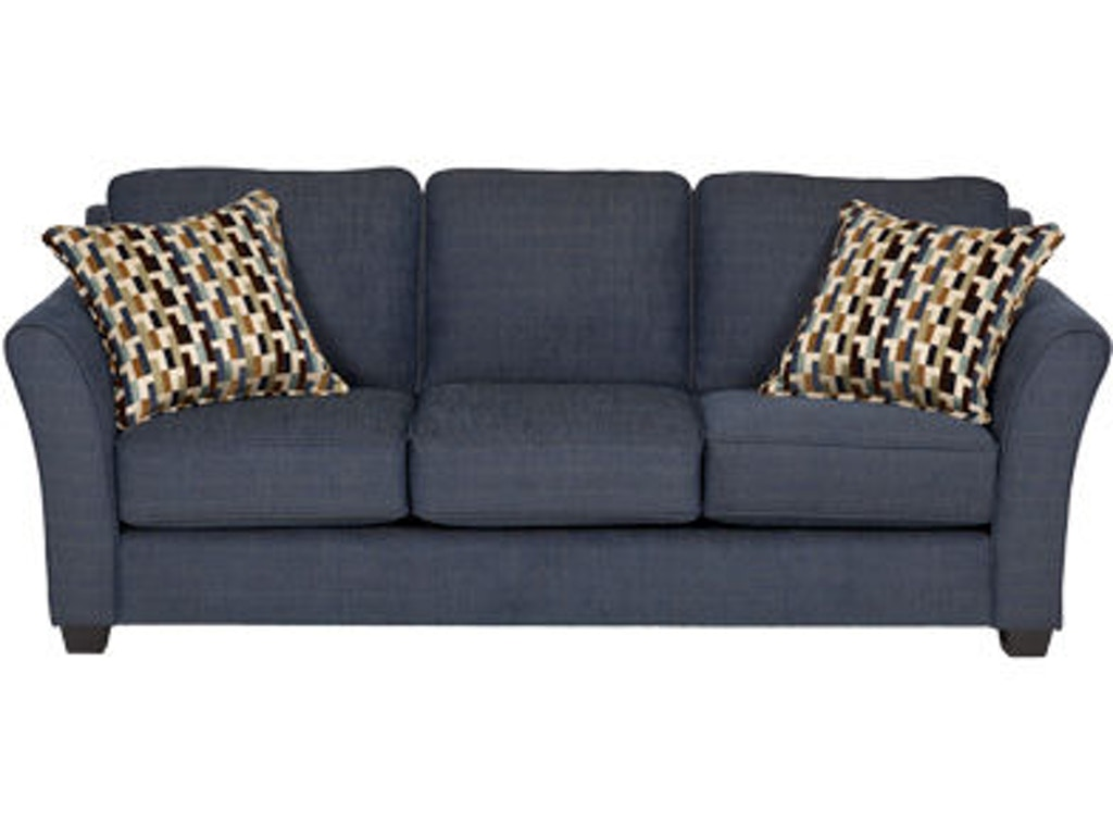Stanton furniture living room 3 cushion sofa 18401 isaak for Furniture yakima wa