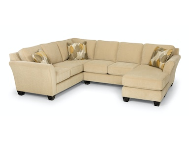Stanton Furniture Sectional 184-Sectional