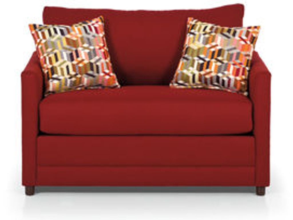 Stanton Furniture Living Room Double Chair 20044 Barron 39 S Home Furnishings Brookings Harbor Or