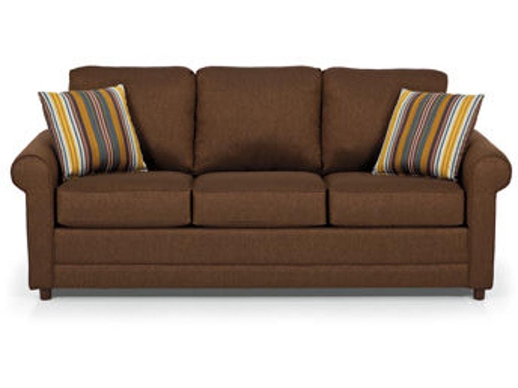 Stanton furniture living room 3 cushion sofa 20201 isaak for Furniture yakima wa