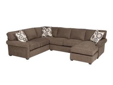 Stanton Furniture Sectional 225-Sectional