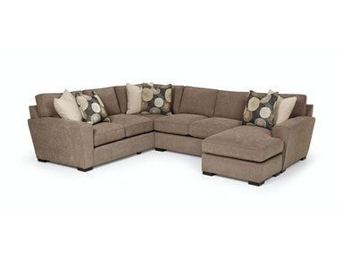 Stanton Furniture Sectional 282-Sectional