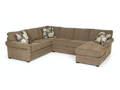 Stanton Furniture Sectional 283-Sectional