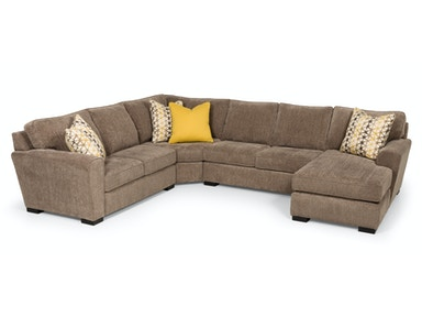 Stanton Furniture Sectional 323-Sectional