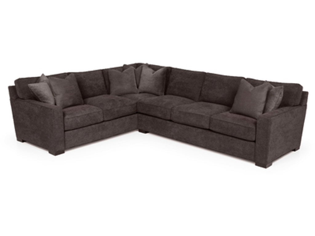 Stanton furniture living room 340 sectional isaak s home for Furniture yakima