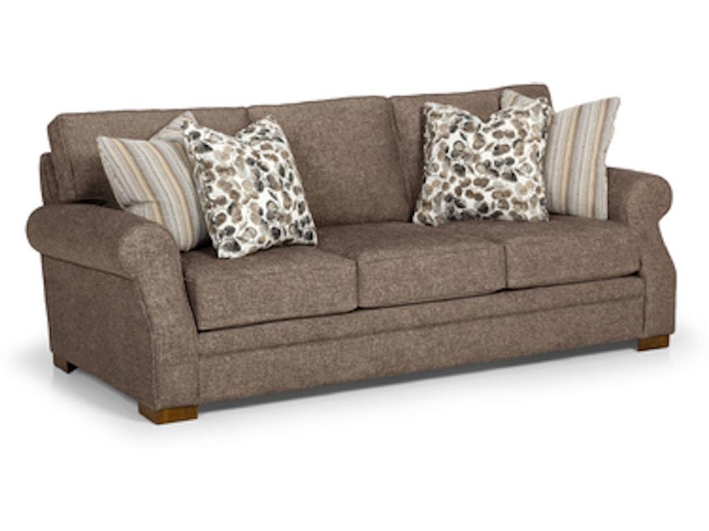 Stanton Furniture Living Room XL Sofa 55261 - Payless Furniture - Great Falls, MT
