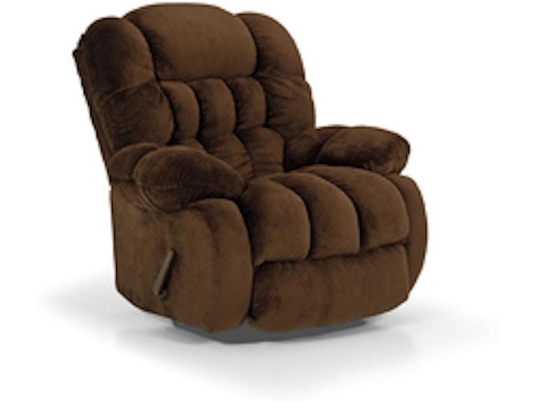 Stanton Furniture Swivel Rocker Recliner 80383