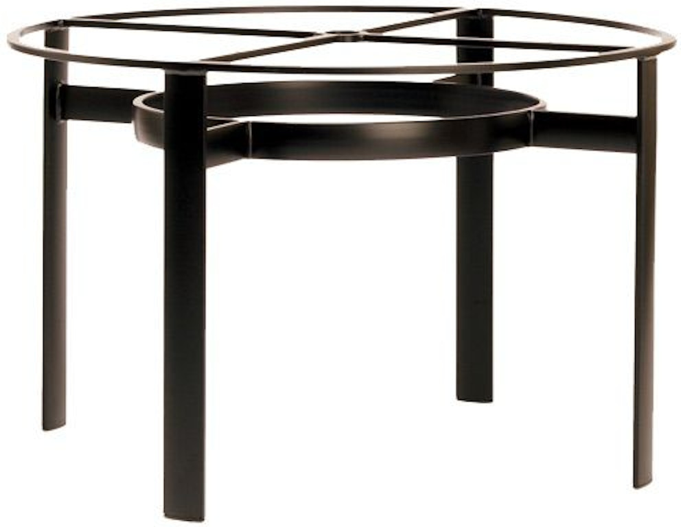 Brown Jordan Outdoor Patio Dining Table Base Only For 54 Top 3475