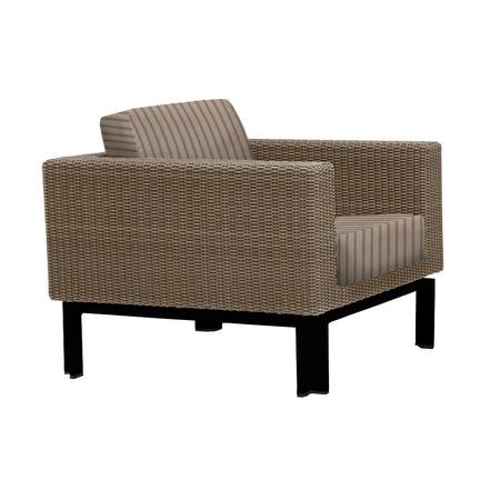 Brown Jordan Lounge Chair With Loose Cushions 5060 6000