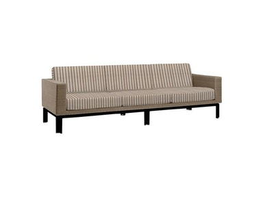 Brown Jordan Sofa with Loose Cushions 5060-6300