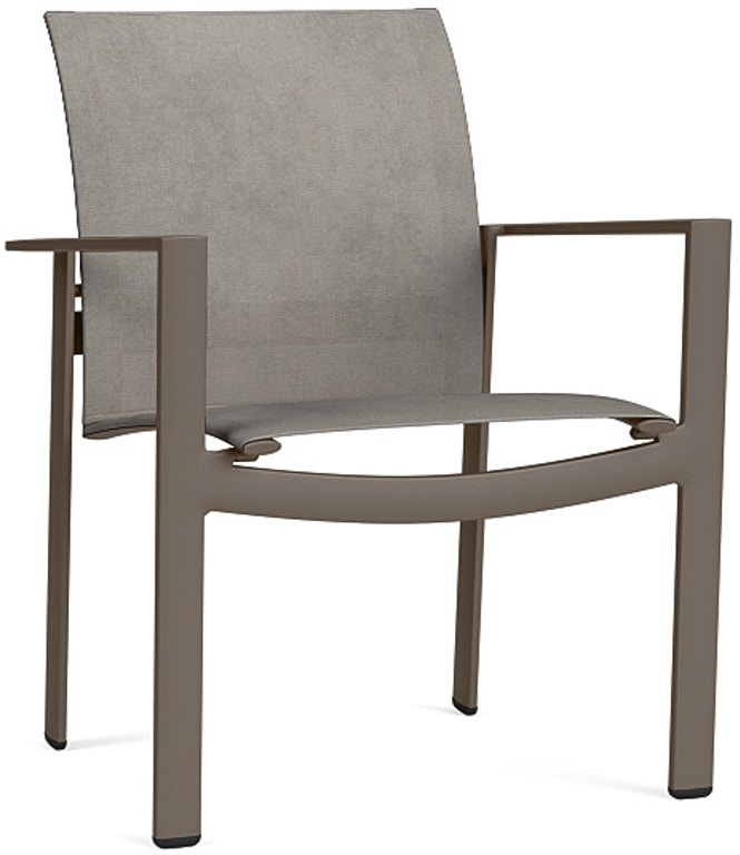 Peachy Brown Jordan Outdoor Patio Stacking Arm Chair Sling 5330 Onthecornerstone Fun Painted Chair Ideas Images Onthecornerstoneorg