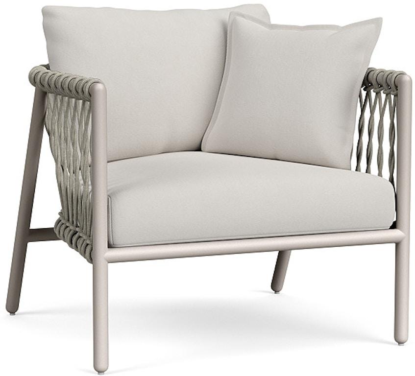 Astounding Brown Jordan Outdoor Patio Oscar Lounge Chair 5490 6000 Evergreenethics Interior Chair Design Evergreenethicsorg