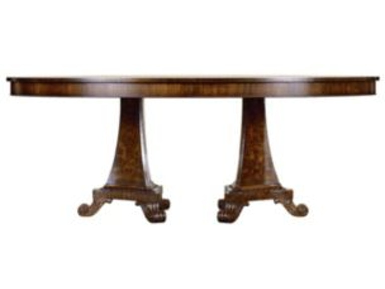 Henredon Dining Room Dining Table Top 2701-20T - Today\'s ...