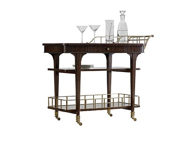 Henredon Serving Cart 2800-25G