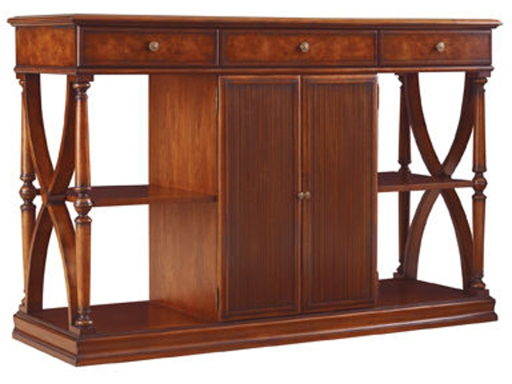 Henredon dining room ellsworth credenza 3050 68 warren for Dining room tables milwaukee