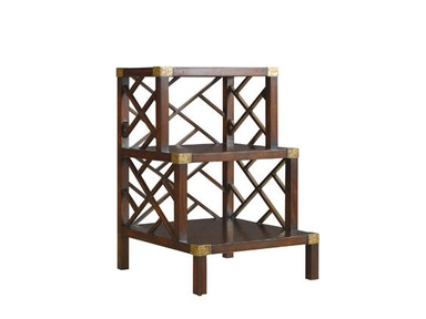 Henredon Troy Stepped Side Table 3052-42