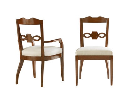 Henredon Deveral Arm Chair 3300 27
