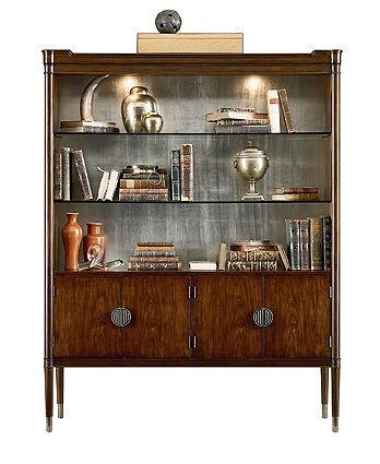 Henredon Madelon Display Cabinet 3300 49