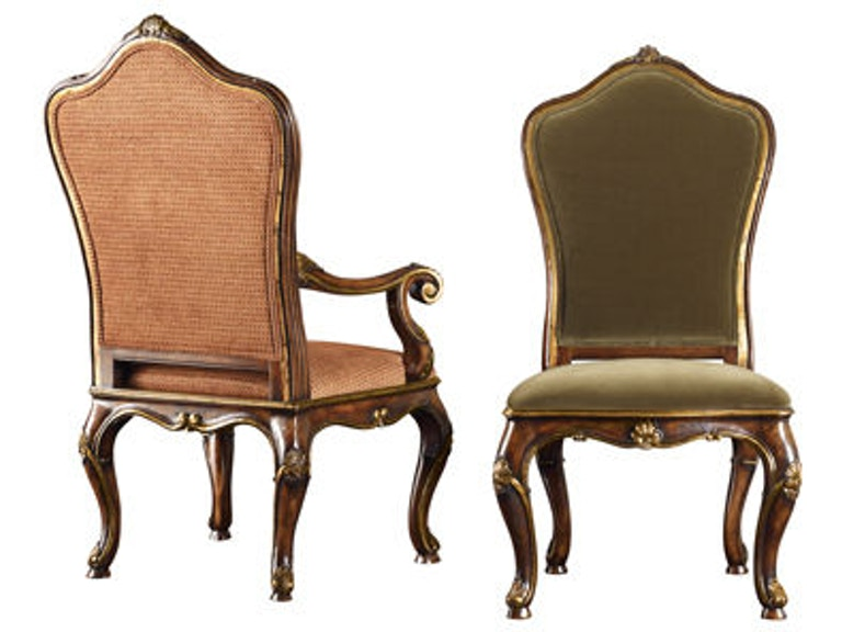Henredon Dining Room Arm Chair 4501 27 Saxon Clark Furniture Patio Design Altamonte Springs Fl