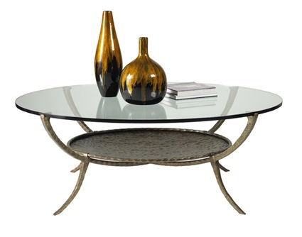 Henredon Cocktail Table 6050 40 GK