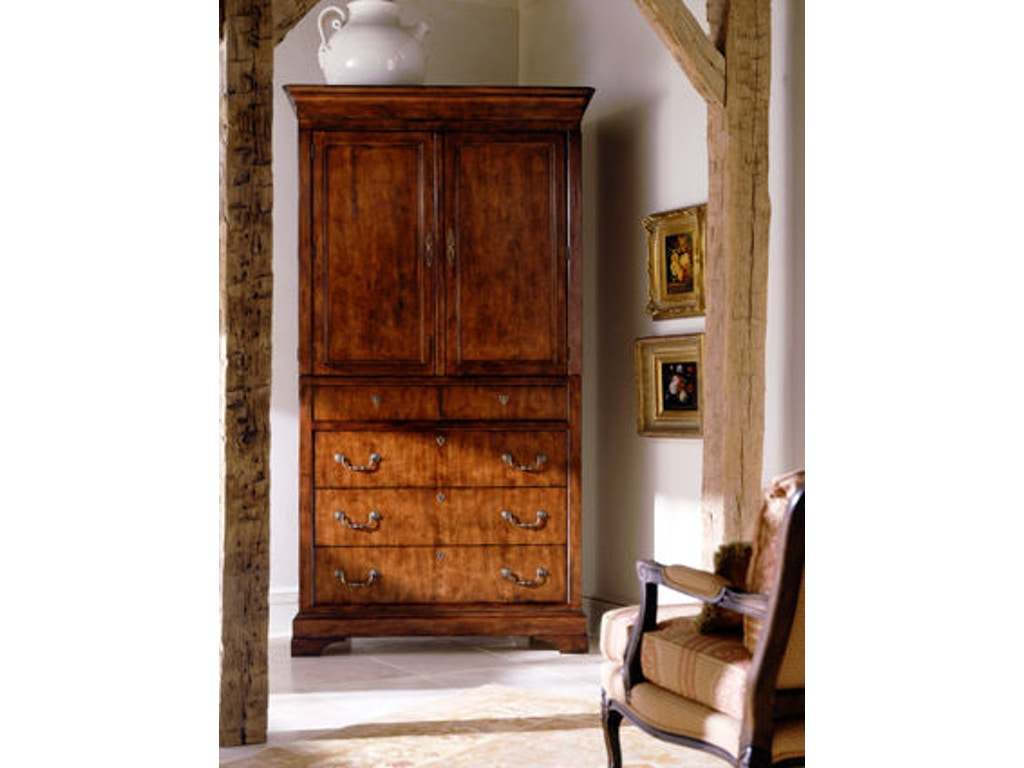 Henredon dining room armoire 6200 05 93 stowers for Dining room armoire